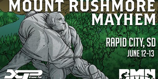 2020 Mount Rushmore Mayhem
