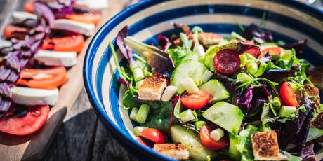 Building Healthy and Delicious Meals tickets