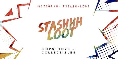 StashhhLoot POP! Up Shop 5 tickets