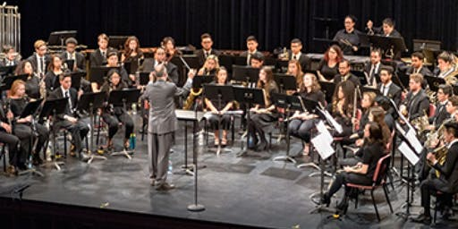 NJCU Symphony of Winds and Percussion - Around the Globe