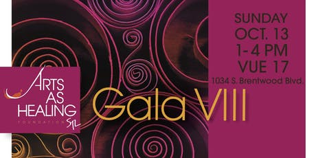 Arts As Healing Gala VIII tickets