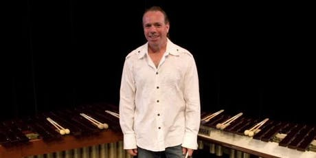 Greg Giannascoli plays with the NJCU Percussion Ensemble tickets