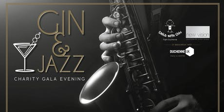 Gin & Jazz Charity Gala Evening - Smile with Shiv  tickets