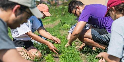 September Community Volunteer Workday