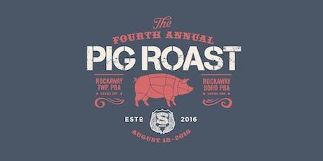 Rockaway Boro and Rockaway Township Pig Roast tickets