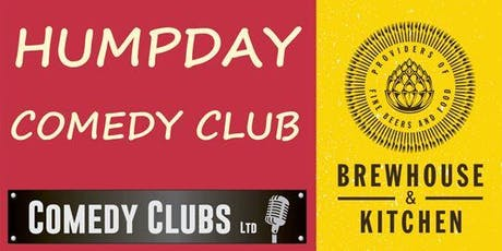 Humpday Comedy Club tickets