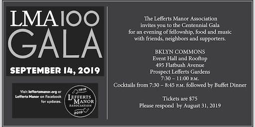 LMA Centennial Gala