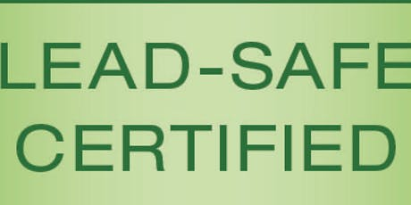 EPA RRP Certification Course tickets