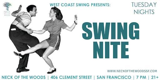 Swing Nite