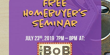 Free Homebuyer Seminar: Home Ownership May Be More Feasible Than You Think tickets