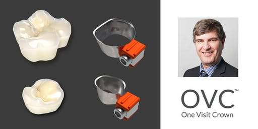 One Visit Crown (No CAD/CAM Needed) Hands-On Workshop - Brisbane 28 August
