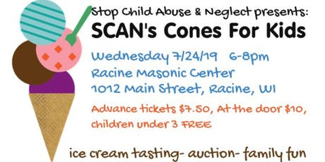 SCAN's Cones For Kids tickets