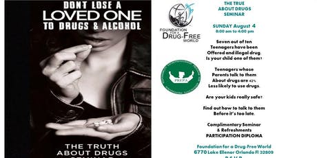 Drug Free World tickets