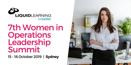 7th Women in Operations Leadership Summit tickets