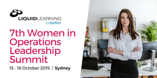 7th Women in Operations Leadership Summit