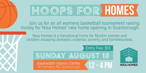 Hoops for Homes