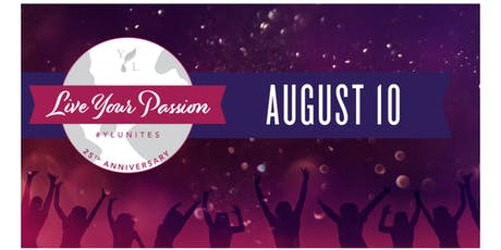 Live Your Passion Rally August 2019 tickets