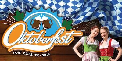 Fort Bliss Oktoberfest 2019