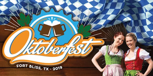Fort Bliss Oktoberfest 2019