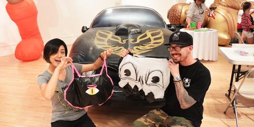 Create and Inflate Workshop: Make Your Own Inflatable!