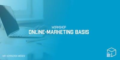 Workshop: Online Marketing Basis