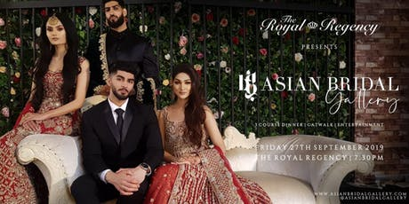 The Asian Bridal Gallery Dinner tickets
