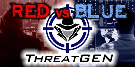 ThreatGEN Red vs. Blue: Practical ICS Cybersecurity Training Series tickets