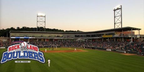Lung Cancer Awareness Night at the Rockland Boulders tickets