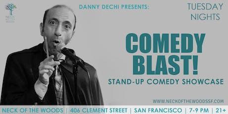Comedy Blast! tickets