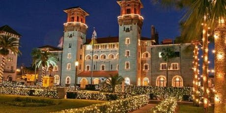 St Augustine Christmas Lights Rally tickets