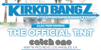 "Kirko Bangz ""Still Progressing"" Tour"