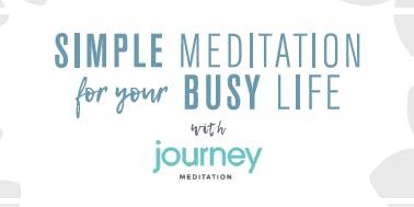 Culturati West: Simple Meditation- JULY