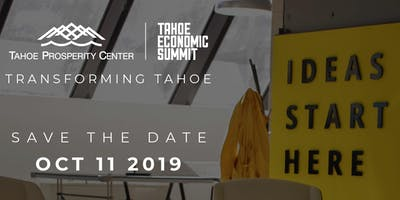 2019 Tahoe Economic Summit