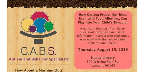 C.A.B.S. and Coffee - How Getting Proper Nutrition Can Play Into Behaviors tickets