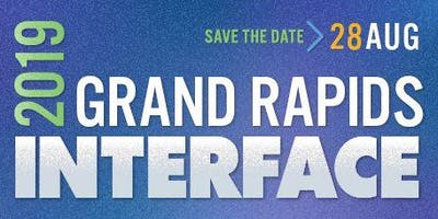 Join us at INTERFACE Grand Rapids