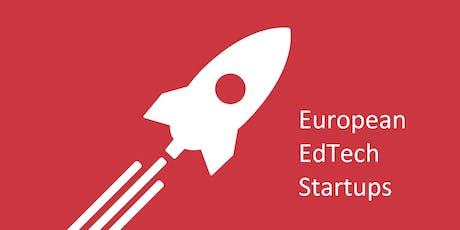 Berlin Edtech Startups Night tickets