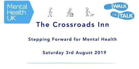 Stepping Forward for Mental Health UK tickets
