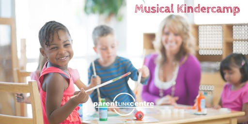 Musical Kindercamp