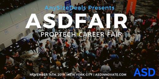 ASDFair -  PropTech Career Fair