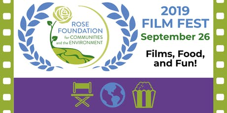 Rose Foundation's 2019 Film Fest! tickets