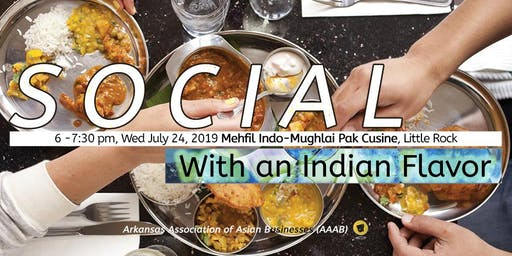 Social with an Indian Flavor - AAAB's Happy-Hour Networking