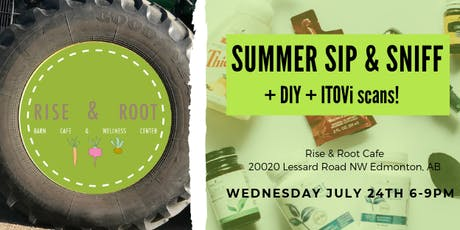 Summer Sip & Sniff tickets