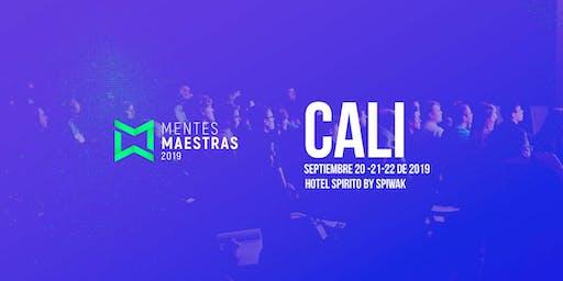 Mentes Maestras 2019 - Cali