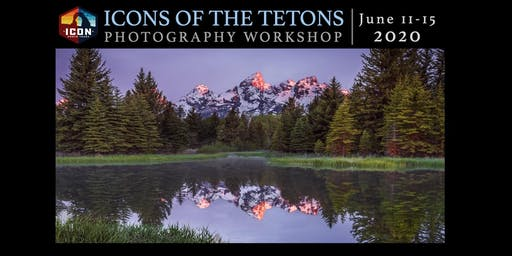 Icons of the Tetons (June 2020 ) Photography Workshop