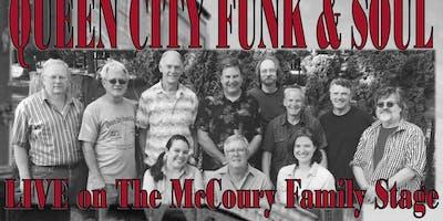 WeinerFest II presents Queen City Funk & Soul