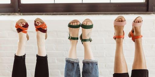 Handmade Sandals Pop-Up