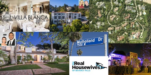 Real Housewives of Beverly Hills - the tour