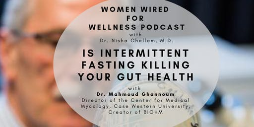 Women Wired for Wellness Podcast: Is Intermittent Fasting Killing Your Gut Health?