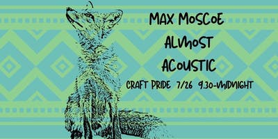 Max Moscoe Almost Acoustic