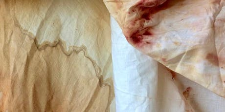 Herbarium: Natural Dyes Workshop  tickets